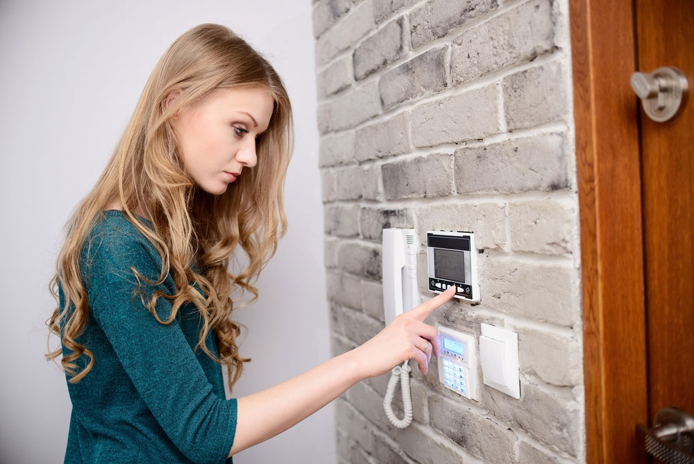 desired temperature in home heating system